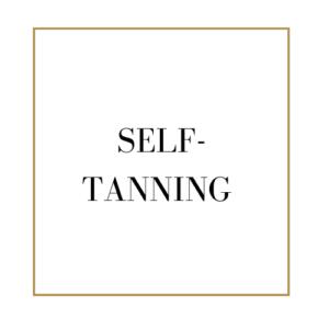 Self- Tanning